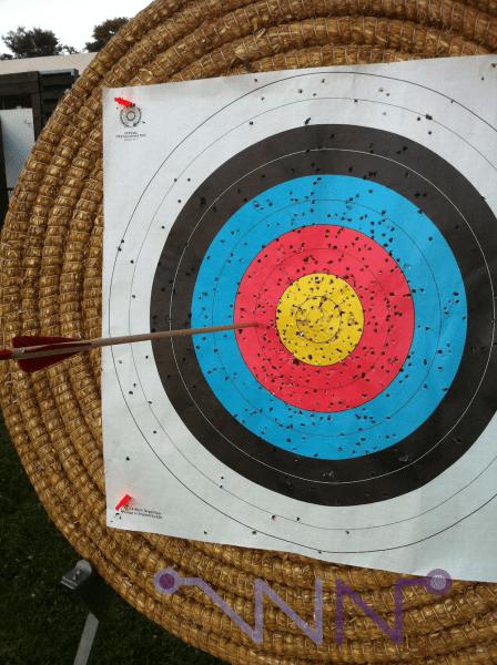 Et voilà une flèche trop à gauche :-)