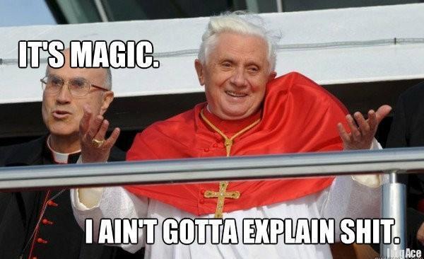 La magie n