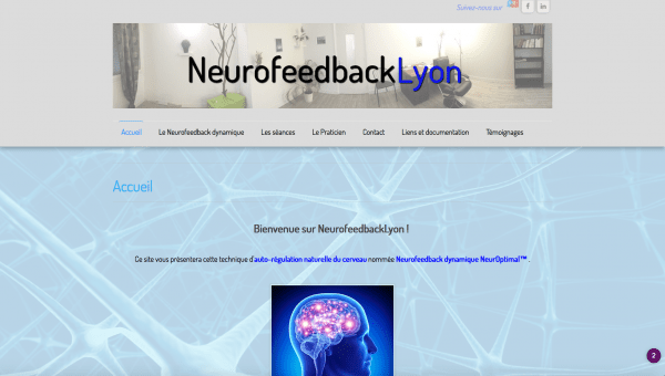 Neurofeedback Lyon